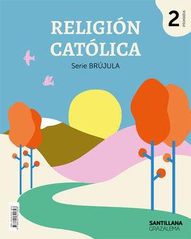RELIGIÓN 2ºPRIMARIA. BRÚJULA. ANDALUCÍA 2019
