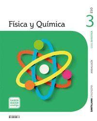 FISICA Y QUIMICA SERIE INVESTIGA 3 ESO SABER HACER CONTIGO