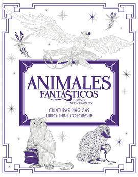 ANIMALES FANTASTICOS CRIATURAS MAG COLOR