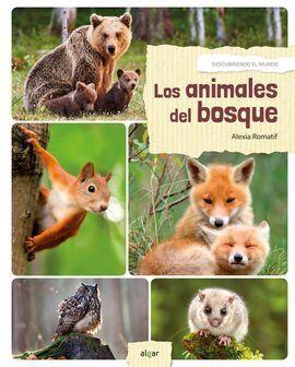 LOS ANIMALES DEL BOSQUE