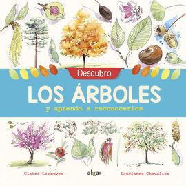 DESCUBRO LOS ARBOLES Y APRENDO A RECONOCERLOS