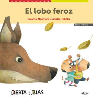 EL LOBO FEROZ (IMPRENTA)
