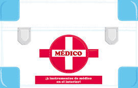 MÉDICO DE URGENCIAS (MALETÍN)