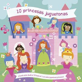 10 PRINCESAS JUGUETONAS