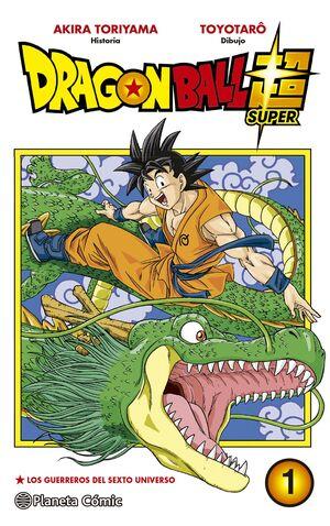 DRAGON BALL SUPER Nº01