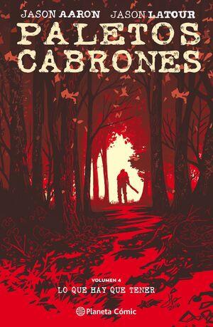 PALETOS CABRONES Nº 04