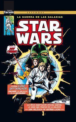 STAR WARS LOS AÑOS MARVEL Nº 01/03