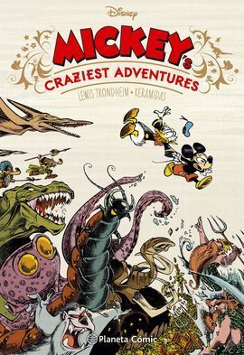 MICKEY S CRAZIEST ADVENTURES