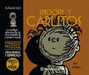 SNOOPY Y CARLITOS 1955-1956 Nº 03/25 (NUEVA EDICION)