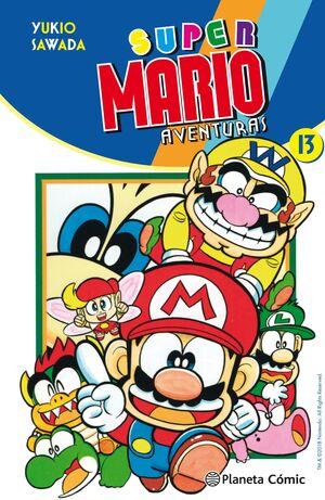 SUPER MARIO Nº 13