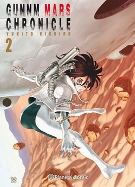 GUNNM ALITA MARS CHRONICLE Nº 02