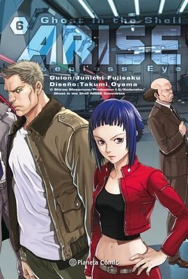 GHOST IN THE SHELL ARISE Nº 06/07