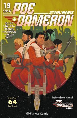 STAR WARS POE DAMERON Nº19