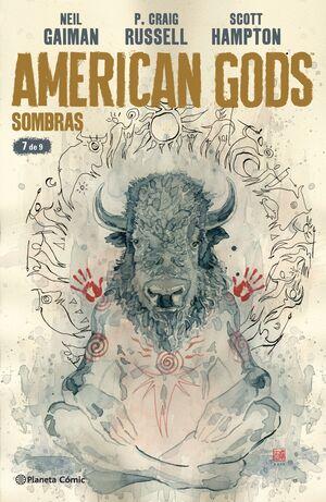AMERICAN GODS SOMBRAS Nº 07/09