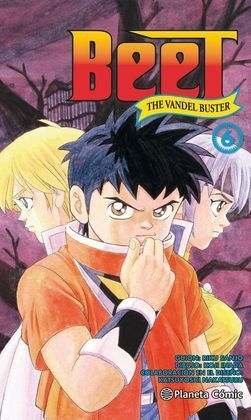 BEET THE VANDEL BUSTER Nº 06/12