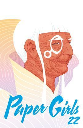 PAPER GIRLS Nº 22