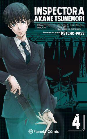 PSYCHO PASS Nº 04
