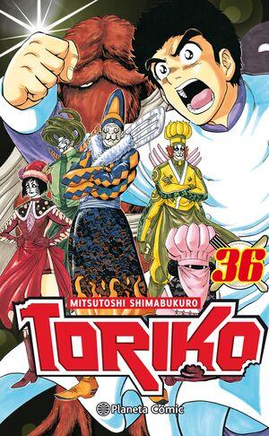 TORIKO Nº 36/43