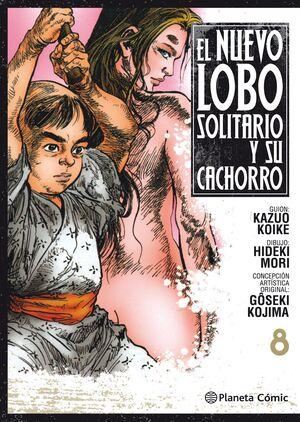 NUEVO LOBO SOLITARIO Y SU CACHORRO Nº 08