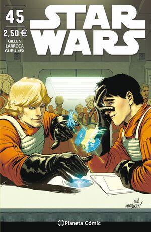 STAR WARS Nº 45