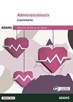 CUESTIONARIOS ADMINISTRATIVO/A SERVICIO ANDALUZ DE SALUD