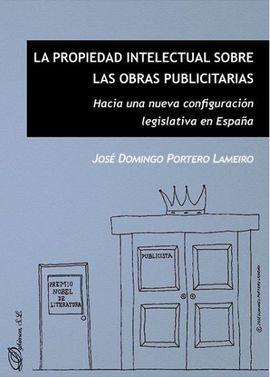 LA PROPIEDAD INTELECTUAL SOBRE LAS OBRAS PUBLICITARIAS