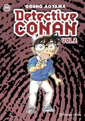 DETECTIVE CONAN II Nº 99