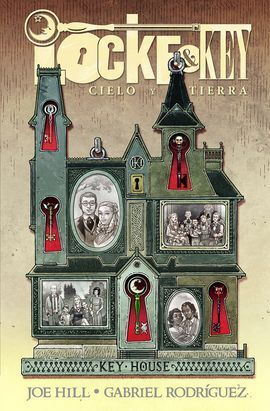 LOCKE AND KEY: CIELO Y TIERRA