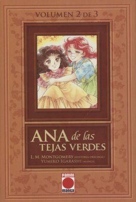 ANA DE LAS TEJAS VERDES 2