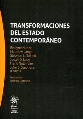 TRANSFORMACIONES DEL ESTADO CONTEMPORÁNEO