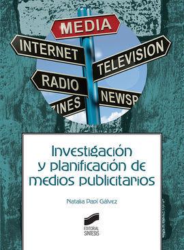 INVESTIGACION Y PLANIFICACION DE MEDIOS