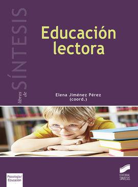 EDUCACIÓN LECTORA
