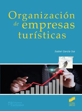 ORGANIZACIÓN DE EMPRESAS TURÍSTICAS
