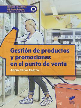 GESTIÓN DE PRODUCTOS Y PROMOCIONES EN EL PUNTO DE VENTA