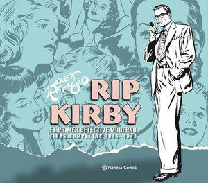 RIP KIRBY EL PRIMER DETECTIVE MODERNO