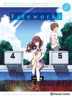 FIREWORKS (MANGA) Nº 01/02