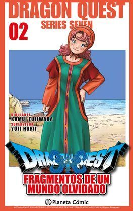 DRAGON QUEST VII Nº 02/14
