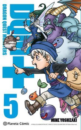 DRAGON QUEST MONSTERS Nº 05/05