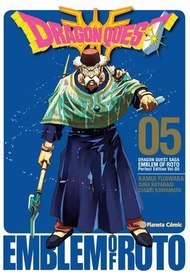 DRAGON QUEST EMBLEM OF ROTO Nº 05/15