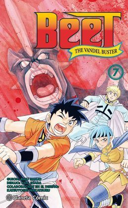 BEET THE VANDEL BUSTER Nº 07