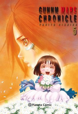 GUNNM ALITA MARS CHRONICLE Nº 05/05