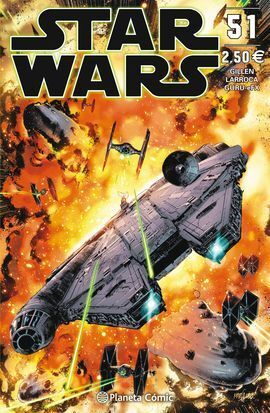 STAR WARS Nº 51