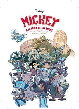 MICKEY A TRAVÉS DE LOS SIGLOS