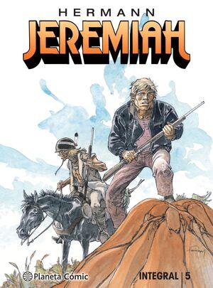 JEREMIAH (INTEGRAL) Nº 05 NUEVA EDICIÓN