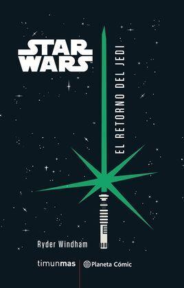 STAR WARS EL RETORNO DEL JEDI (NOVELA)