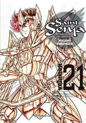 SAINT SEIYA Nº 21/22 (NUEVA EDICIÓN)