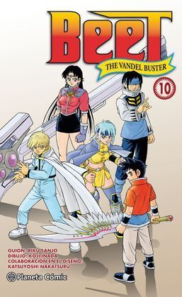 BEET THE VANDEL BUSTER Nº 10/13
