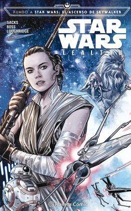 STAR WARS: ALLEGIANCE (COMIC EPISODIO IX)