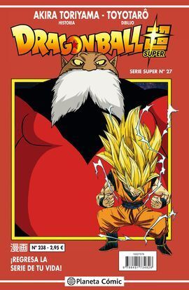 DRAGON BALL SERIE ROJA Nº 238 (VOL6)