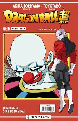 DRAGON BALL SERIE ROJA Nº 239 (VOL6)